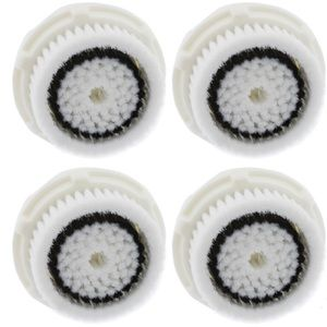 4 Pack Clarisonic Sensitive Brush Heads